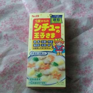 日本S&B小王子奶油調理粉