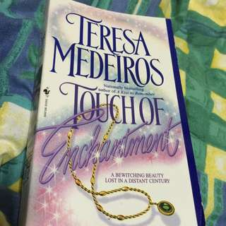 Touch Of Enchantment - Teresa Medeiros