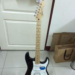 Fender 墨廠standard(9成新)