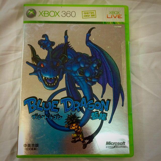 2nd Hand [xbox360] Blue Dragon 藍龍