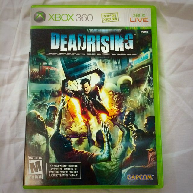 2nd Hand [xbox360] DEADRISING 死亡復甦