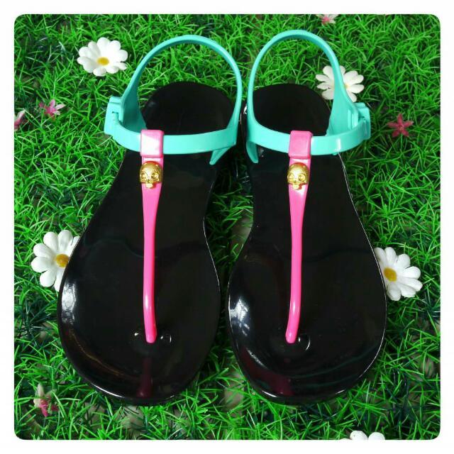 曼谷潮牌涼鞋