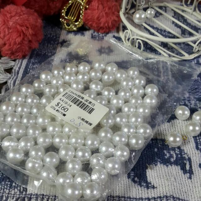 小熊媽媽 串珠材料包#DIY串珠#項鍊#手工#設計