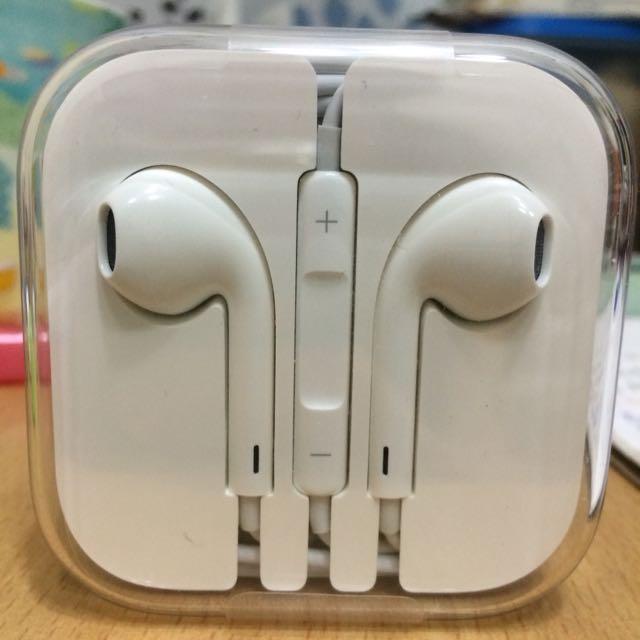 (保留)apple原廠全新耳機