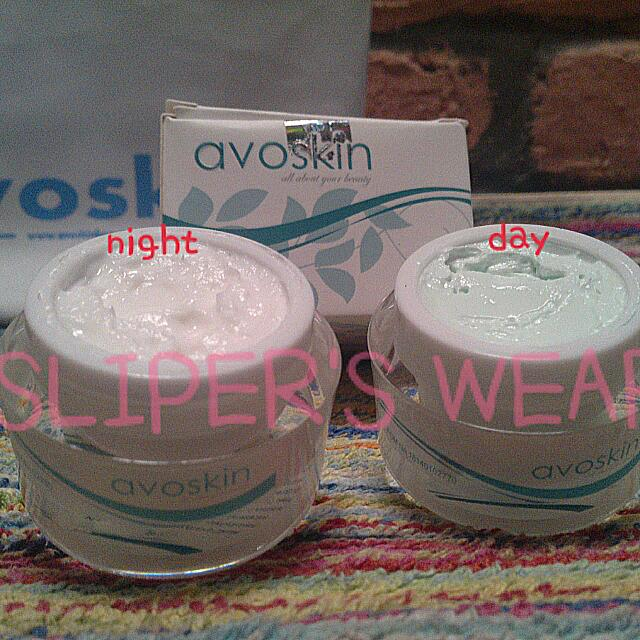AVOSKIN DAY DAN NIGHT CREAM
