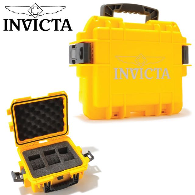 Invicta Box 3 Slots