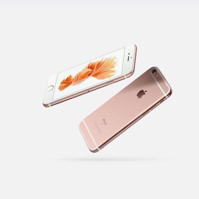 iPhone 6s Plus Rose Gold 64 Gb