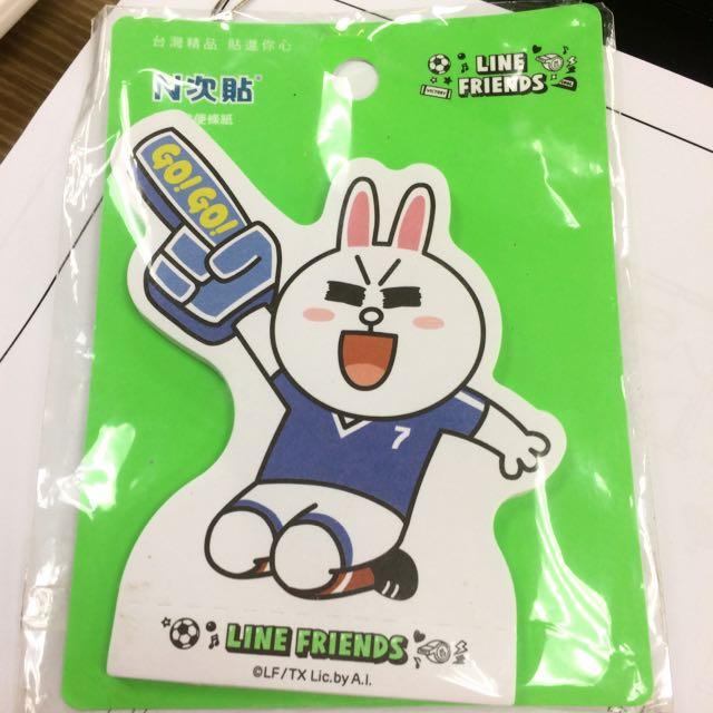 Line 兔兔便利貼