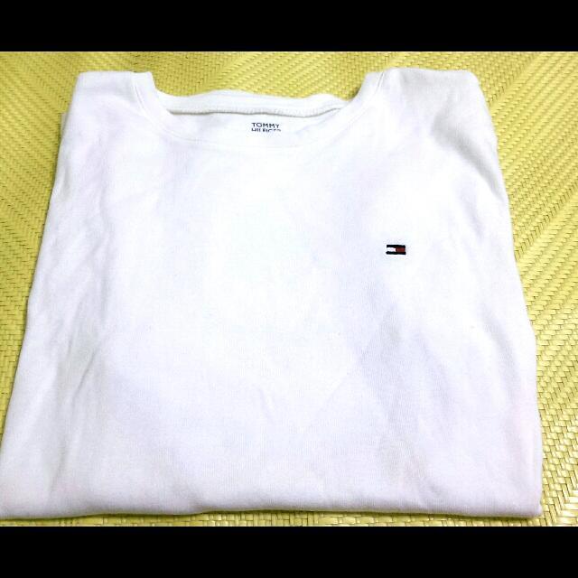 Tommy Logo白素T
