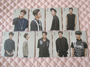 WANT : IKON MIX AND MATCH PHOTOCARD AND WIN PHOTOCARDS.
