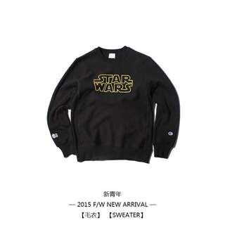 Champion  Star Wars雙色