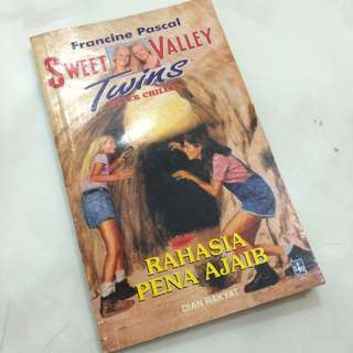 Sweet Valley Twins - Rahasia Pena Ajaib