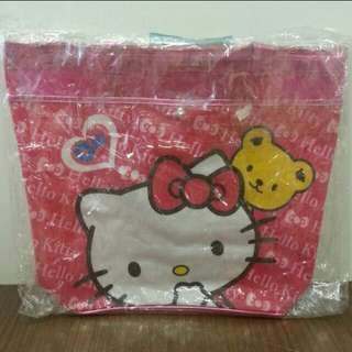 🎁 💲BN Hello Kitty Tote Bag