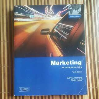 🚚 Marketing: An Introduction