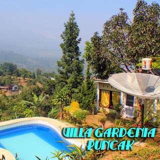 Villa Gardenia 4 Kamar - Puncak