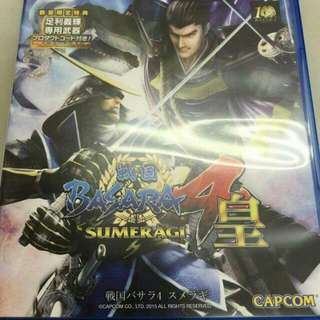 售 PS4 戰國basara4皇 含下載特典