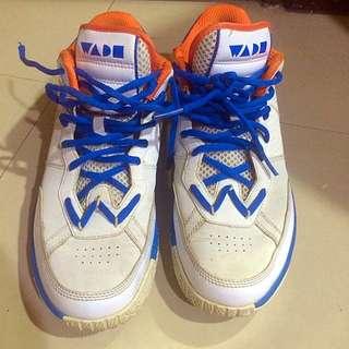 李寧  wade偉德籃球鞋