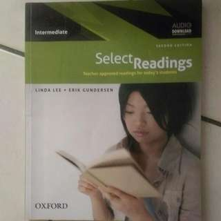 Select Reading  - Second Edition Intermediate