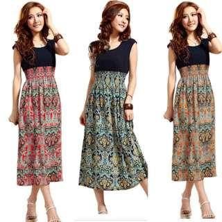 BN Bohemian Long Dress!