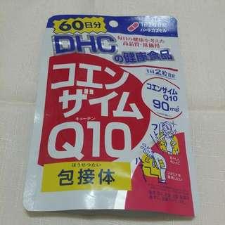 全新 日本帶回 DHC 輔酶 Q10 包接體 60天份 120粒