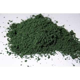 Tree Powder Dark Green