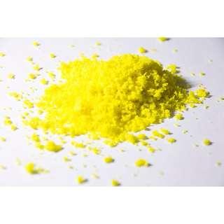 Tree Powder Yellow