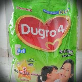 Dugro 4 Formula Milk 900g (3-6years)