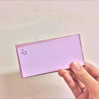 za 粧自然粉餅 PO10 粉嫩色