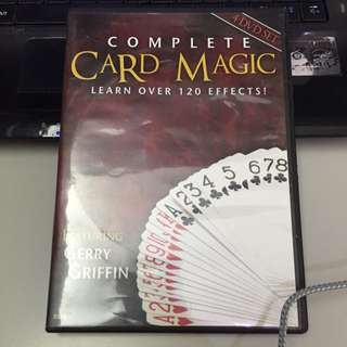 Complete Card Magic 120 Effects