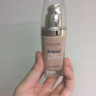 L'OREAL 完美吻膚保濕粉底液 R2