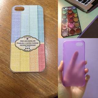iPhone 5/5s Casings