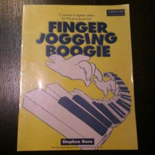 Finger Jogging Boogie For Piano
