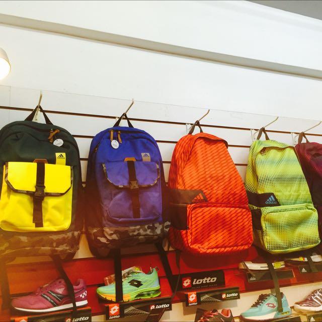 ✨欣欣運動用品✨2015 愛迪達 全新潮流背包