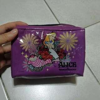 愛麗絲夢遊仙境化妝包