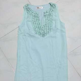 Angeselle Mint Green Dress