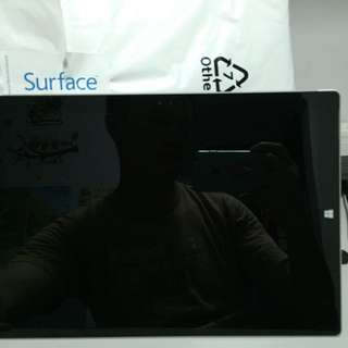 Brand New Surface Pro 3(i5,8G &256 SSD)