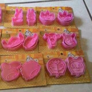 立體餅乾模具