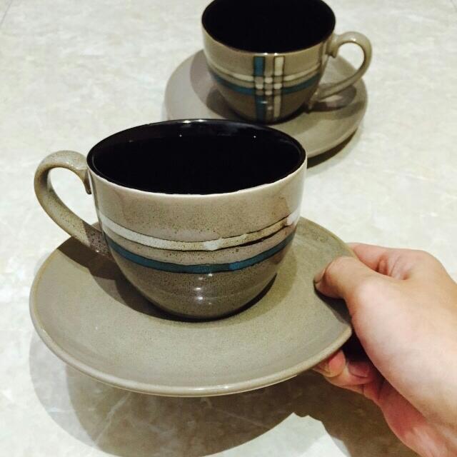[近新品]生活工場 Working house 咖啡杯組