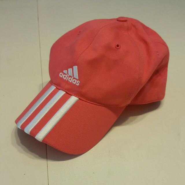 Adidas Baseball Pink Cap (Reserved)