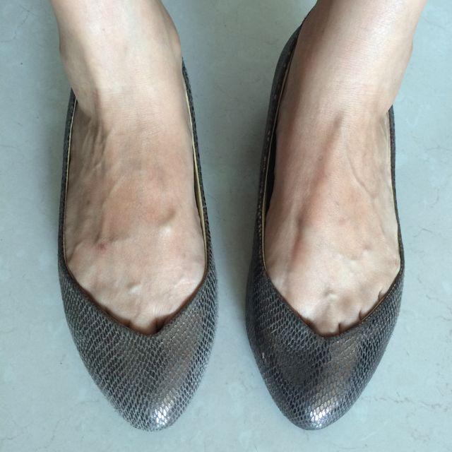 網路品牌Ann's低跟女鞋