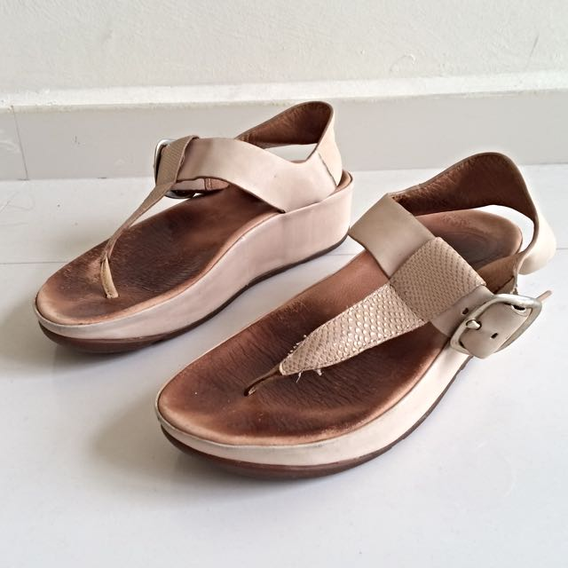 Authentic FitFlop Sandals (pre-loved)