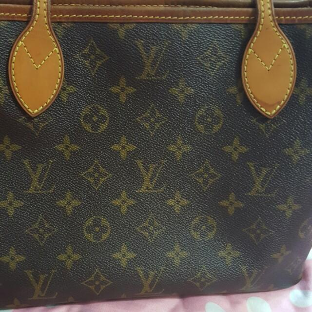 ebf91201d6f15 RESERVED Louis Vuitton Neverfull PM Small Tote Bag Not Chanel ...