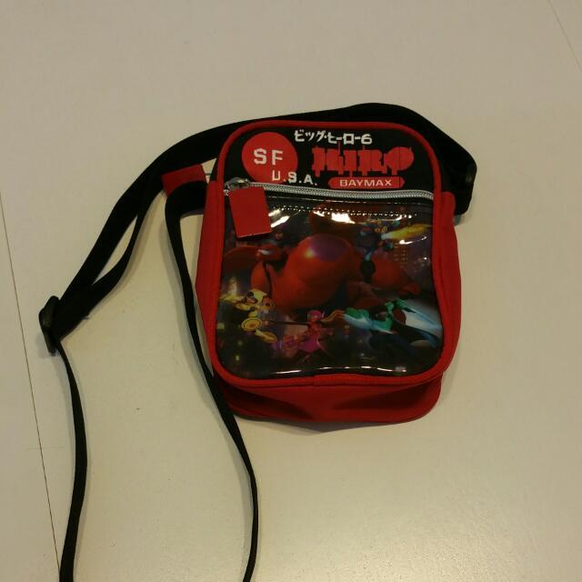 Big Hero 6 Sling Bag
