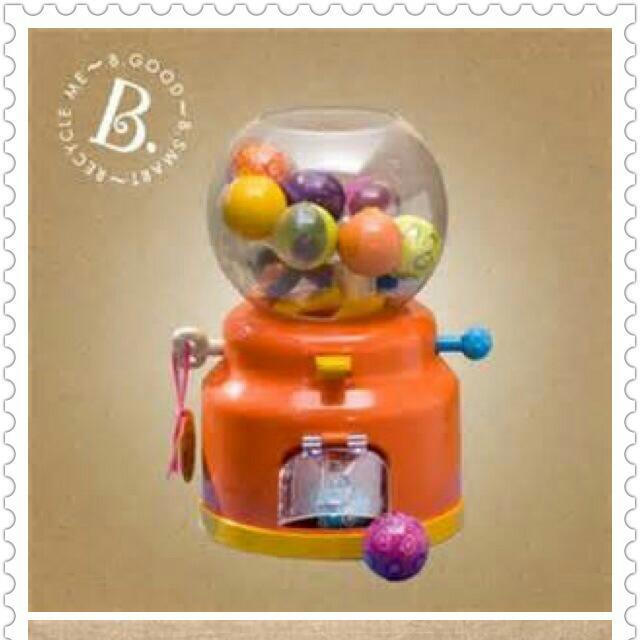 B.toys糖果搖搖 99成新