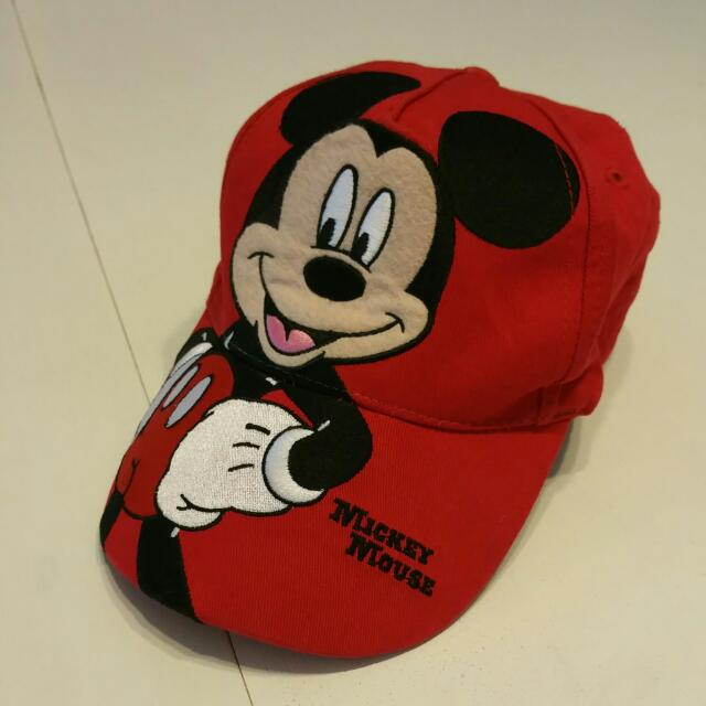 Disney Mickey Mouse Cap (Reserved)