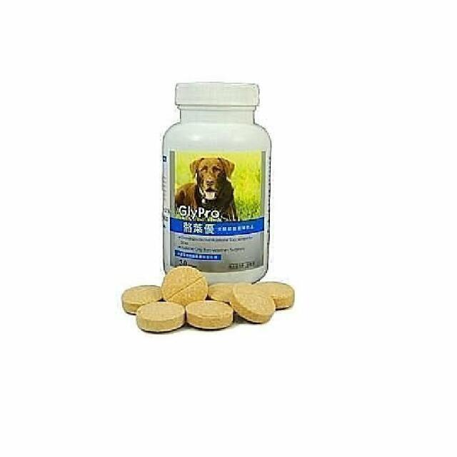 寵特寶 骼萊優關節保養嚼錠 中大型犬用 30錠