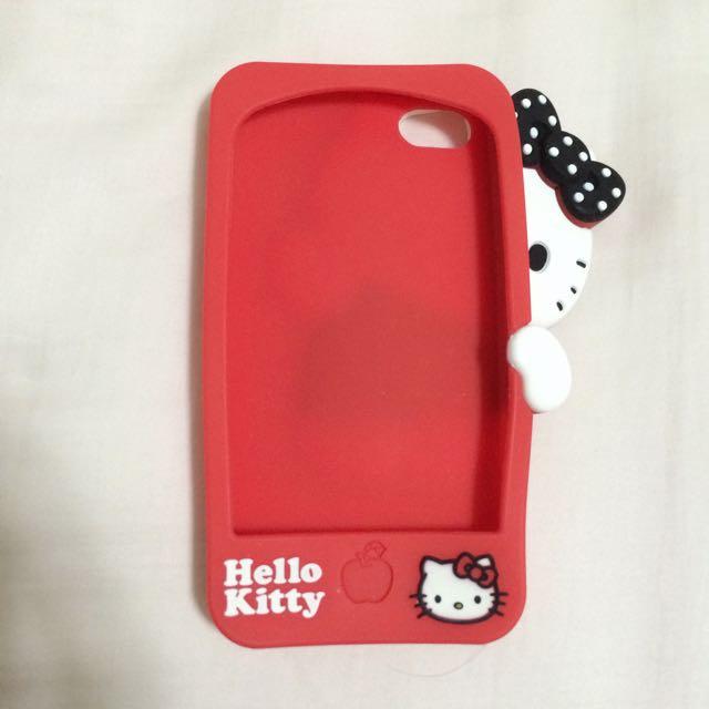 Hello Kitty iPhone4 手機殼