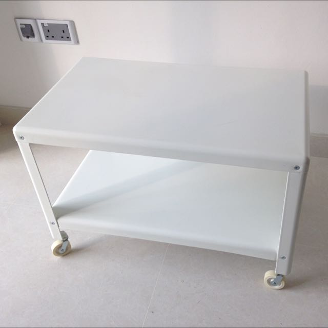 Ikea Ps 2012 Coffee Table White Furniture On Carousell