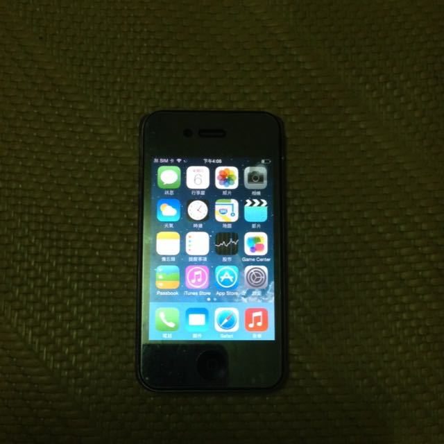 iPhone 4 32G(8成新)sold out