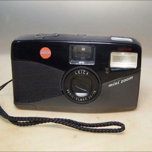 Leica mini room 傻瓜相機